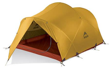 camping tent. Price $432 MSR Hubba Hubba Area: 29 ft² w/ 17.