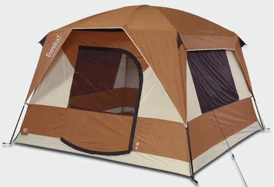5 ft² v/ 7.6 ft² & 7.6 ft² Weight: 6lbs 8 oz Poles: DAC Aluminium Press Fit Design: A solid tent with great vestibule space, roomy 2 but does fit 3 people.