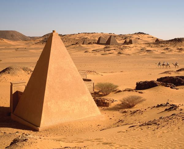 Chapter 10 The Kingdom of Kush In what ways did location influence the history of Kush? 10.1. Introduction Kushites built pyramids and temples.