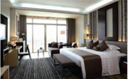 90 Premiere Suite 14 120 Presidential Suite 4 350 Total Rooms and Suites 518 Spa Villa Room type No.