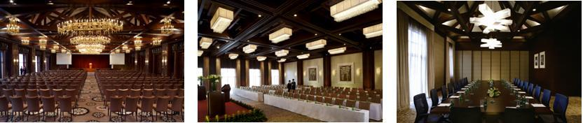 Meeting Facilities The meeting facilities comprise an elegant grand ballroom and several multi function meeting rooms with flexible setup options.