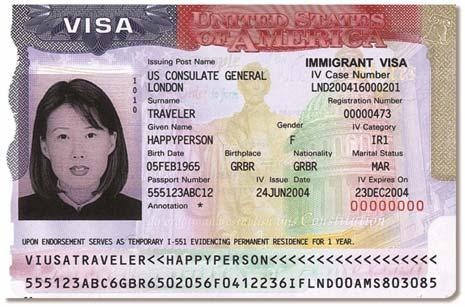 Page 71 of 118 Temporary I-551 printed notation on a machine-readable immigrant visa (MRIV) Employment Authorization Document (Form I-766) On May 1, 2017 USCIS began issuing a redesigned Employment