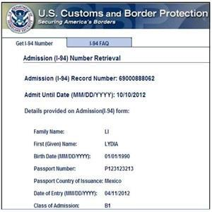 Page 75 of 118 Form I-9 provides space for you to record the document number and expiration date for both the passport and Form