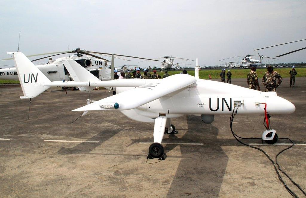 United Nations RPAS Type of Operations Key Highlights Operations VLOS BVLOS VFR & IFR