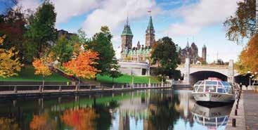 There s so much to see and do! Dinner in the market close to our hotel. Overnight: Ottawa Novotel-rated 4 out of 5 stars by Tripadvisor.