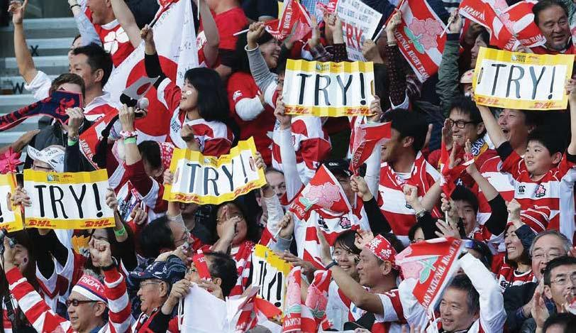Rugby World Cup 2019 Guided Tour semi-finals, bronze final & the final 10 Nights / 11 Days Itinerary: DAY 1: Fri 25 Oct Upon arrival at Narita/Haneda Airport, clear immigration and customers and