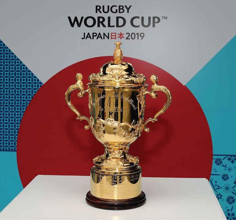 Rugby World Cup 2019 Terms and Conditions GENERAL REMARKS PAYMENT TERMS NAME CHANGE & CANCELLATION JTB can organise your entire trip from International Airfares and any pre/post arrangements within