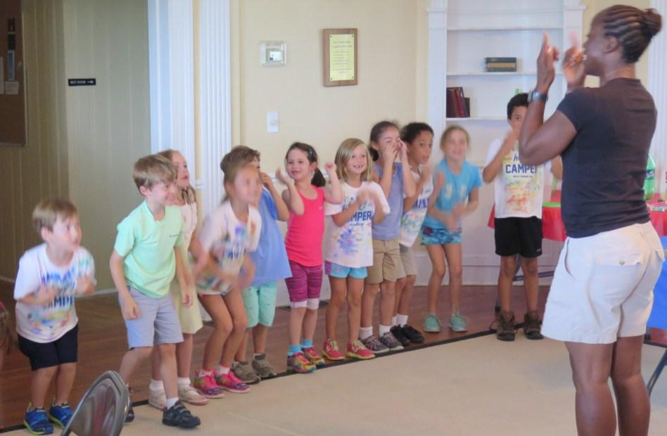 Summer Camp at Wesley Gardens An outreach of Wesley Monumental UMC Summer Camp at Wesley Gardens is a