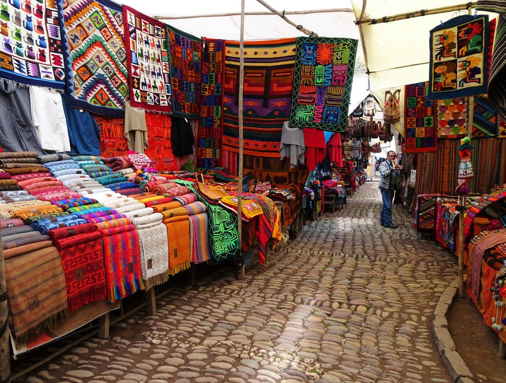 Day 2: Sacred Valley After breakfast you will be picked up from