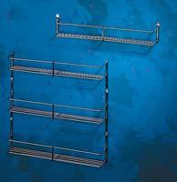 Finish: Rail chrome plated, runner galvanized Length: 260 mm Extendable: 165 mm