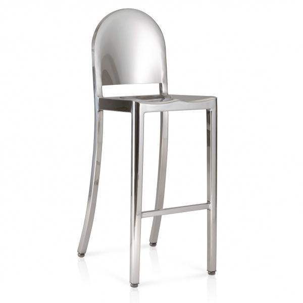 CH13 Quantity: 5 Location: 1 st Floor Cafe Manufacturer: Emeco Product Description: Morgans Bar Stool Model #: MNY1-30P