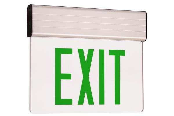 L1 Quantity: 4 Location: 1 st Floor Exterior Doors Manufacturer: The Exit Store Product Description: LED