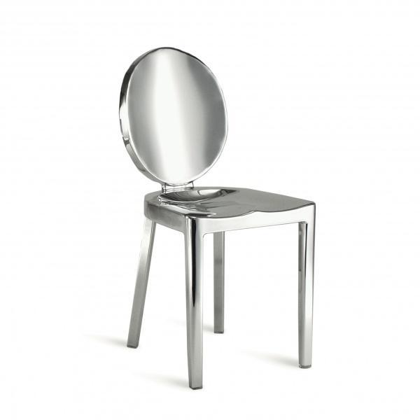 CH4 Quantity: 4 Location: 1 st Floor Lounge & Reception Manufacturer: Emeco Product Description: Kong Polished Chair w/ Seat