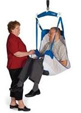 process Hammock Sling Hammock Sling ArjoHuntleigh Hammock Sling Picture Sizes - Child