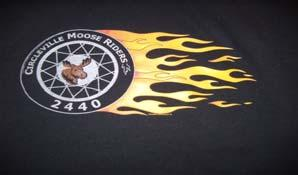 Several of our members attended these event for the first time and as with all who witness this memorable occasion, it is forever instilled in their hearts what the Moose Riders represent.