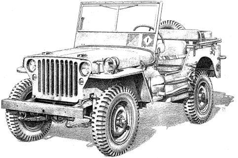 STATEMENT and FINE PRINT Information World War 2 Jeeps NSW is NOT a formal Motor Vehicle Club, but more an Association of WW2 Jeep enthusiasts, bonded together by this e newsletter.