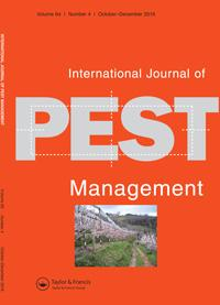 International Journal of Pest Management ISSN: 0967-0874 (Print) 1366-5863