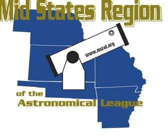 MSRAL 2018 CONVENTION Registration is open for the Mid-States Region of the Astronomical League (MSRAL) convention. This special event is open to everyone interested in astronomy.