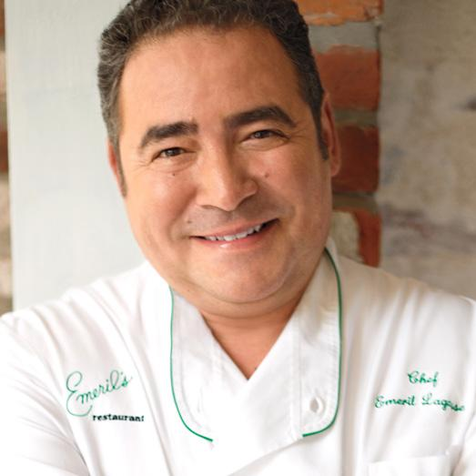 Beach hotel. Emeril will host the festivities and after all of the savory items, guests will be invited into the hotel for dessert by Duff Goldman.
