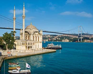 PRSRT STD U.S. Postage PAID Gohagan & Company The spectacular Bosphorus Bridge in Istanbul spans between the two continents of Europe and Asia. CONTRACT: TERMS & CONDITIONS AND ARBITRATION CLAUSE.