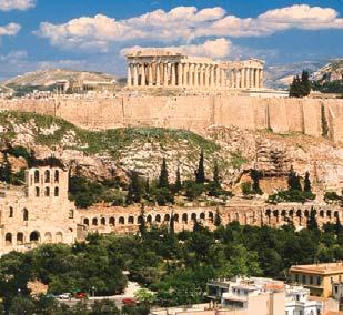 IN ANCIENT GREECE AND TURKEY Experience firsthand the true character and traditions of Ancient Greece and Turkey during this comprehensive cruise featuring the windswept paradise of Greece s ancient