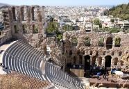 Offering a perfect overview of the city, this guided half-day tour, the only one which includes headphone system will help you get your bearings if this is your first visit to Athens.