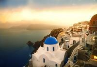 Once famous for its seafaring captains & thriving trade from Russia towards England, France & Italy, & even further back in time the biblical volcanic catastrophe of 1500 BC, today Santorini is one