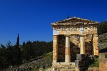 1 DAY DELPHI Tour time: 08:30 Duration: 10 hours Depart from our terminal for one day trip from Athens to Delphi to explore one of the most famous archaeological sites of Greece.