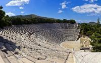 1 DAY ARGOLIS Tour time: 08:30 Duration: 10 hours Explore with this guided full day trip from Athens to Argolis the remains of the ancient city of Mycenae, a major centre of Greek civilization from