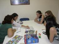 Summer_ in Santorini August Two-hour Greek Language crash course for beginners.