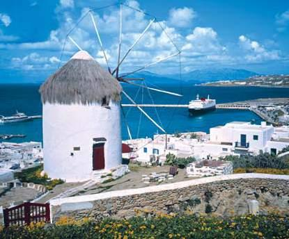 PRSRT STD U.S. Postage PAID Gohagan & Company Mykonos iconic windmills contributed significantly to the island s prosperity between the 17 th and 19 th centuries.