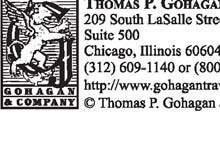 Gohagan & Company, the sponsoring associations/organizations, and its and their employees, shareholders, subsidiaries, affiliates, officers, directors or trustees, successors, and assigns