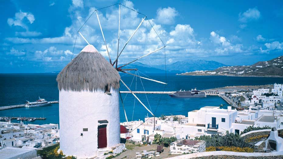 A CRUISE TO ANCIENT GREECE September 26 October 4, 2016 ATHENS PRE-CRUISE AND PELOPONNESE POST-CRUISE OPTIONS MYKONOS, GREECE THIS UNPARALLELED AEGEAN ODYSSEY TAKES YOU TO THE CRADLE OF WESTERN