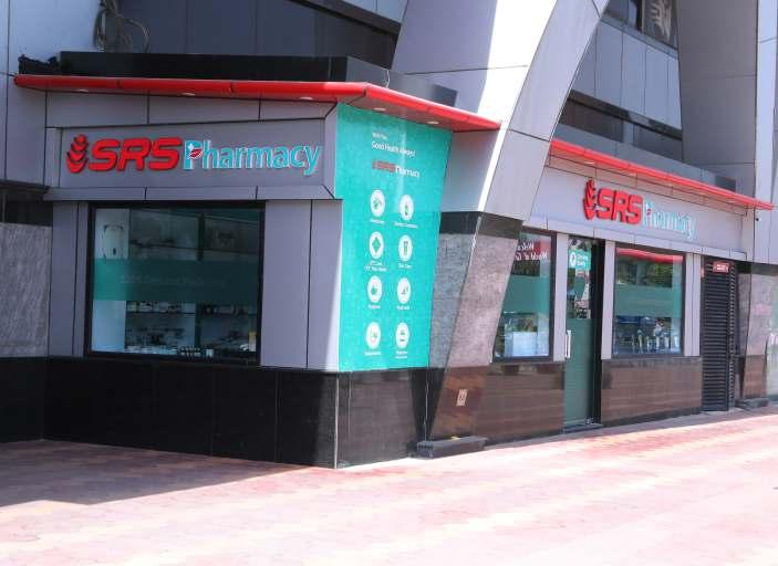 SRS Pharmacy SRS Pharmacy is the recently launched pharmacy chain that offers quality drugs & medicines to the consumers.