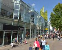 REGENERATION AND THE OPPORTUNITY FOR NORTH END: Westfield and Hammerson are collaborating to develop a new town centre scheme in Croydon, incorporating the Whitgift Centre and