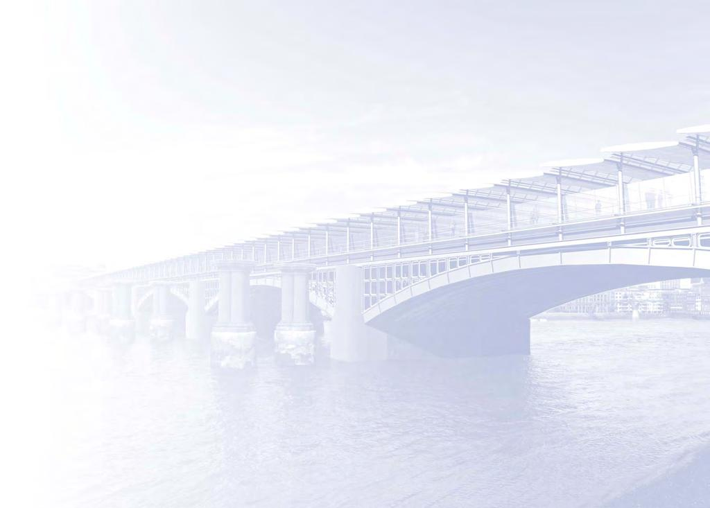 In a change to the 1999 scheme, a stronger support of the widened Other features of the scheme remain it is now proposed to replace the bridge by the eastern-most piers unchanged, namely: 6-storey
