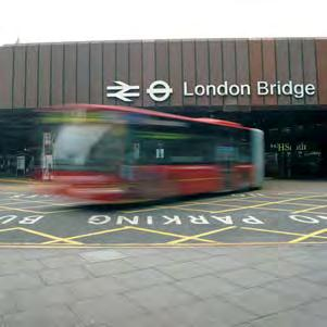 Environmental impacts associated with Masterplan will offer substantial benefits compared with those reported for London Bridge in 1999 owing to the substantial improvements at the station.