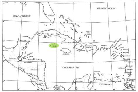 Cayman Islands Abandoned Wreck Law of 1966 (1997 Revision) INA