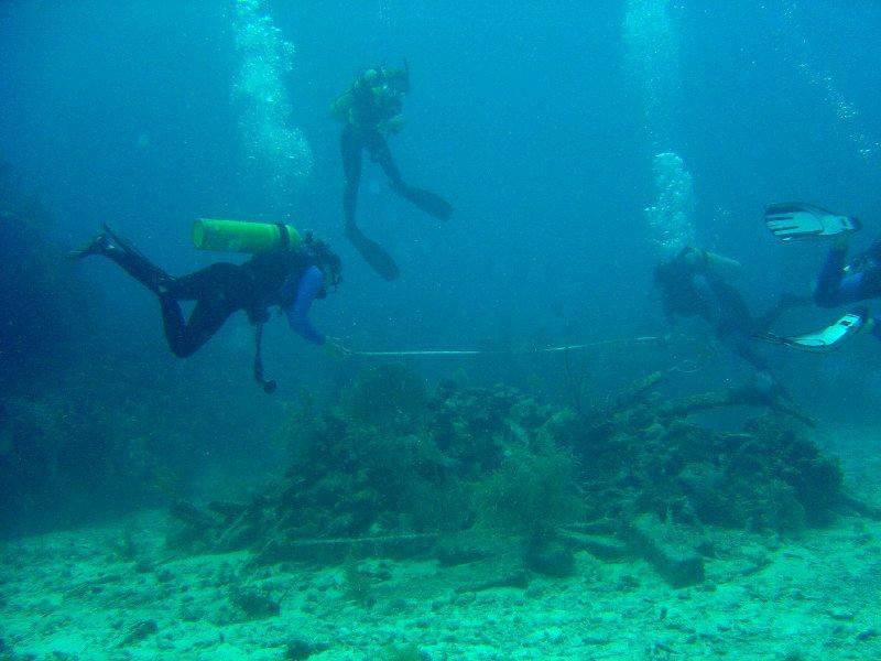 Underwater Archaeology is simply archaeology performed in a submerged environment the goals of research into