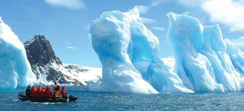 From $1,876 (plus air) Deposit $500 Expedition to Antarctica January 26-February 8 Join us for this spectacular 14-day journey, featuring a nine-night cruise aboard the M.S.