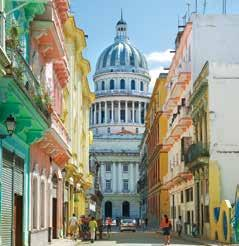 escapes Specialty Travel for Trojans Island Life Cuba April 12-20 Be among the first American travelers to visit Cuba in nearly 50 years on this nine-day trip to the Caribbean s largest and most