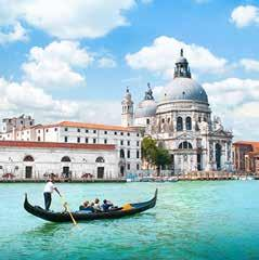 EUROPE Cruise the Mediterranean: Lisbon to Rome May 16-31 Board the six-star Crystal Serenity in Lisbon, your gateway to historic Portimão, known for its cuisine.