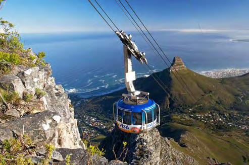 The magic of Cape Town lies in the collision of natural wonder, diverse cultures, art, design and a thriving food and wine scene.