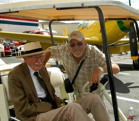 Contribued by Dan Waldie The aviation world has lost one of the truly great pilots this week. Robert Anderson (Bob) Hoover was a pilot s pilot.