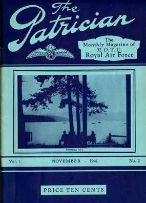 (November 1946) and The Patrician's 75th anniversary (October
