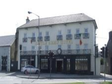 Castle Arms Hotel, The Square,