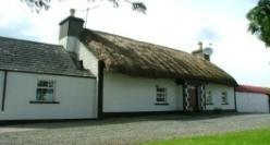 Ballacolla Thatched House,
