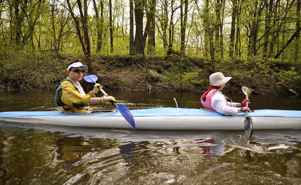 Kayak ACTIVE MOVEMENT