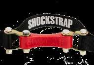 SHOCK STRAP The ShockStrap Tie-Downs all feature an industry-leading Two Year Warranty. Our 1.