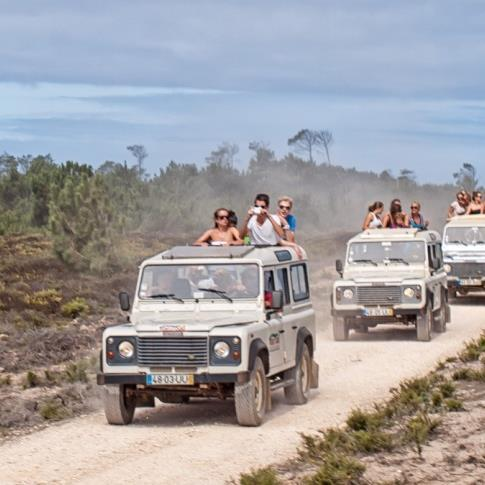 Daring Adventure Day 02 - Jeep Tour Prepare yourself for a thrilling and unforgettable